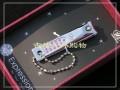 韩国777的628.628G指甲刀礼盒(镶水钻)
