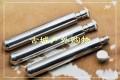 流线型无缝焊接4盎司-导弹酒壶/密封zippo油壶