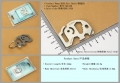 三刃木个性钥匙扣-SK015D大象
