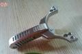 梨尘精品系列-夸父2.0不锈钢精铸柄刀把反曲卡球弹弓
