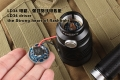 Convoy_L4_XML2_LED战术侧按18650户外强光手电筒