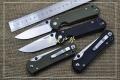 LAND新款三刃木910plus黑色柄和绿色柄可选