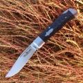 兄弟牌Brother鳟1507碳素柄VG-10钢折刀NAVY代工厂